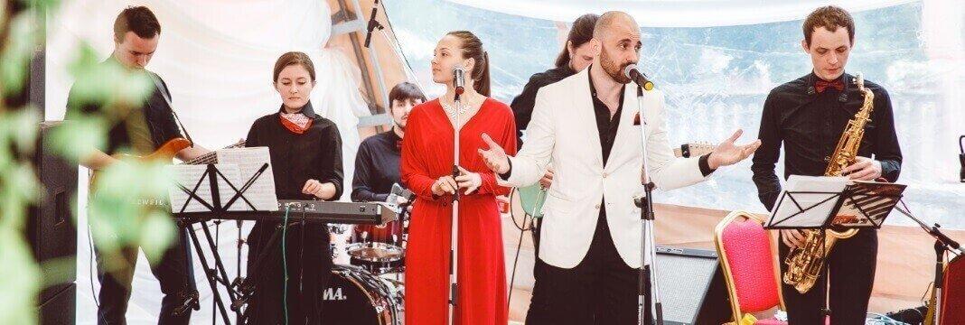 Кавер-группа Elim's Band 1